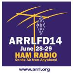 ARRL Field Day 2014 logo